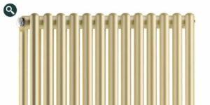 Canova oro termoarredo bagno torino Toso radiatori
