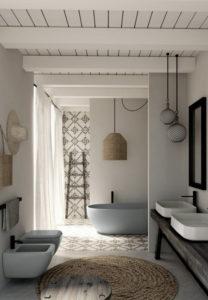 bagno sanitari Ceramica Cielo Shui Comfort