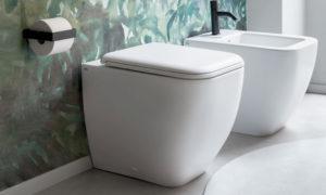 Water a terra sanitari Ceramica Cielo Shui Comfort