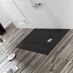 piatto doccia torino, Silex filo pavimento by Fiora