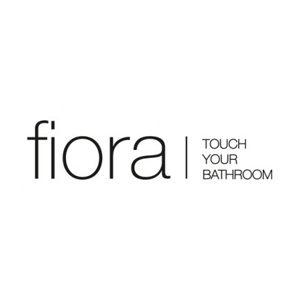 piatti doccia torino, Fiora logo