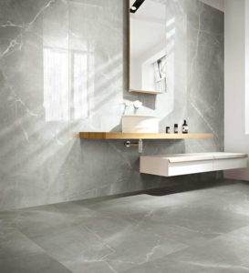 Florim Ceramica bagno effetto marmo