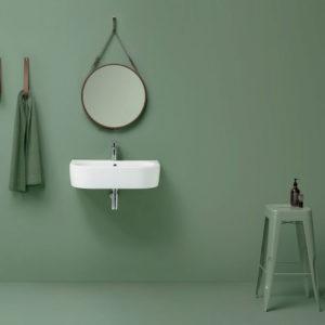 Serie Flo by Kerasan sanitari, lavabo