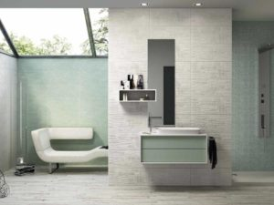 Naxos, pavimenti e rivestimenti bagno