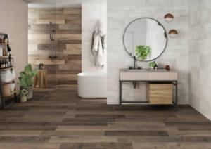 rondine ceramiche, pavimenti e rivestimenti bagno effetto legno