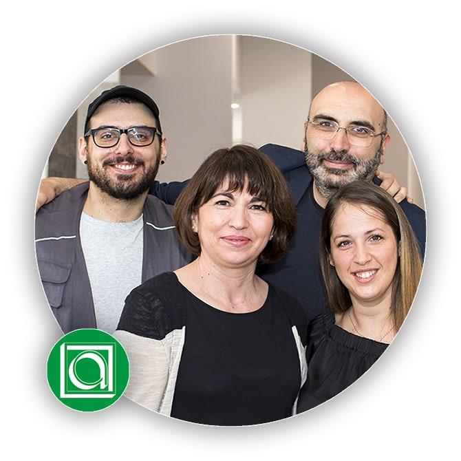 foto team punto vendita Actis Nicolao