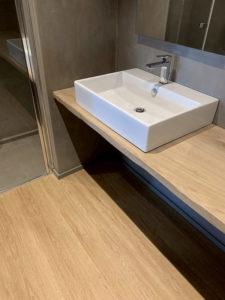 pavimenti legno torino, laminato bagno skema