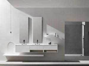 mobili bagno torino arblu 5.zero doppio specchio