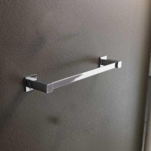 porta salviette, fissaggio a muro, accessori bagno, Stilhaus